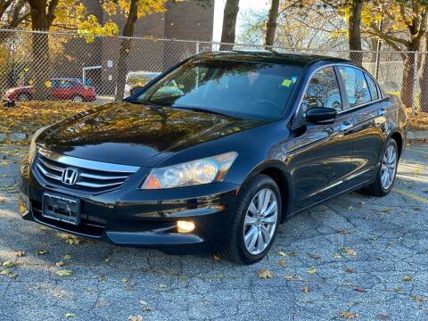 2011 Honda Accord for sale at Welcome Motors LLC in Haverhill MA