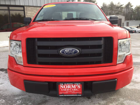 2011 Ford F-150 for sale at NORM'S USED CARS INC - Trucks By Norm's in Wiscasset ME