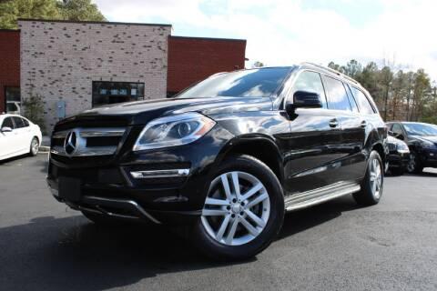 2014 Mercedes-Benz GL-Class for sale at Atlanta Unique Auto Sales in Norcross GA