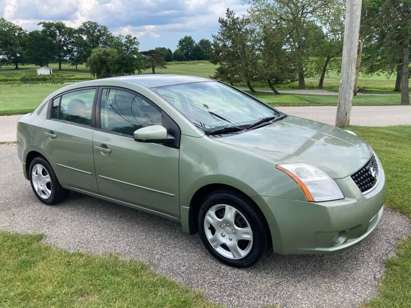 2008 Nissan Sentra for sale at Good Value Cars Inc in Norristown PA