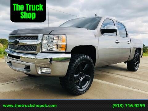 2013 Chevrolet Silverado 1500 for sale at The Truck Shop in Okemah OK