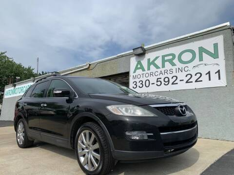2007 Mazda CX-9 for sale at Akron Motorcars Inc. in Akron OH