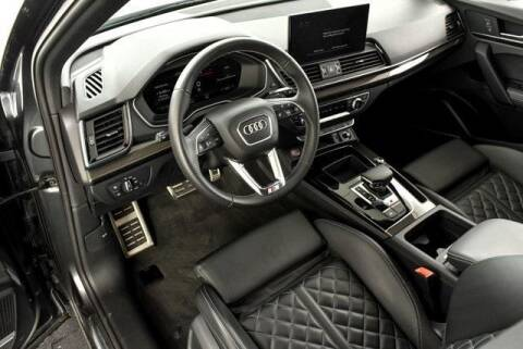 2021 Audi SQ5 for sale at CU Carfinders in Norcross GA