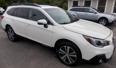 2018 Subaru Outback for sale at Bachettis Auto Sales in Sheffield MA