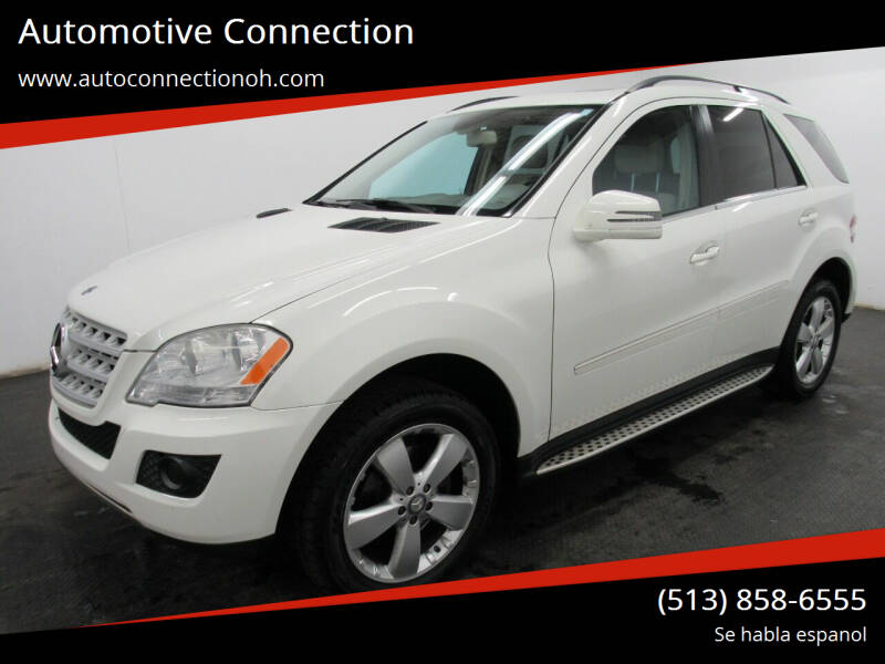 2011 Mercedes-Benz M-Class for sale at Automotive Connection in Fairfield OH