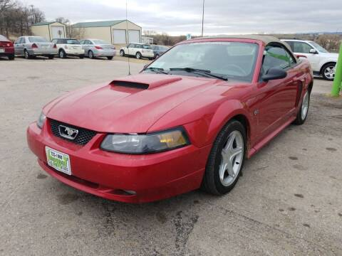 2002 Ford Mustang for sale at Independent Auto in Belle Fourche SD