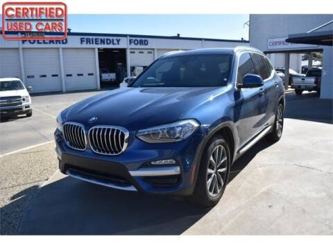 2019 BMW X3 for sale at South Plains Autoplex by RANDY BUCHANAN in Lubbock TX