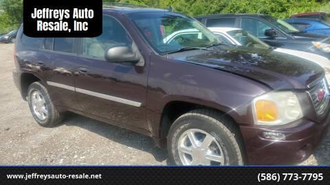 2008 GMC Envoy for sale at Jeffreys Auto Resale, Inc in Clinton Township MI