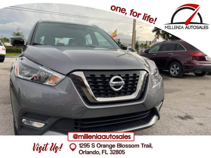 2018 Nissan Kicks for sale at Millenia Auto Sales in Orlando FL