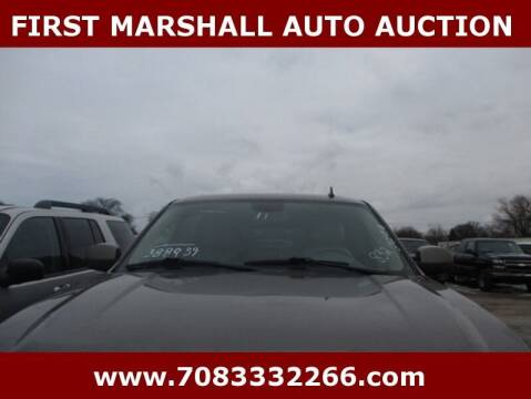 2011 Chevrolet Suburban for sale at First Marshall Auto Auction in Harvey IL