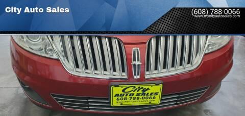 2009 Lincoln MKS for sale at City Auto Sales in La Crosse WI