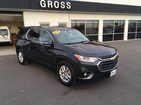 2019 Chevrolet Traverse for sale at Gross Motors of Marshfield in Marshfield WI
