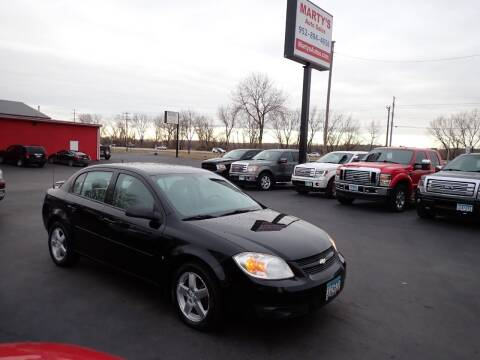 2008 Chevrolet Cobalt for sale at Marty's Auto Sales in Savage MN