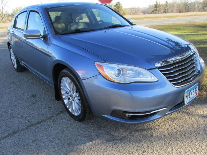 2011 Chrysler 200 for sale at Buy-Rite Auto Sales in Shakopee MN