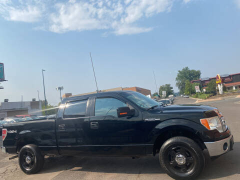 2009 Ford F-150 for sale at Sanaa Auto Sales LLC in Denver CO