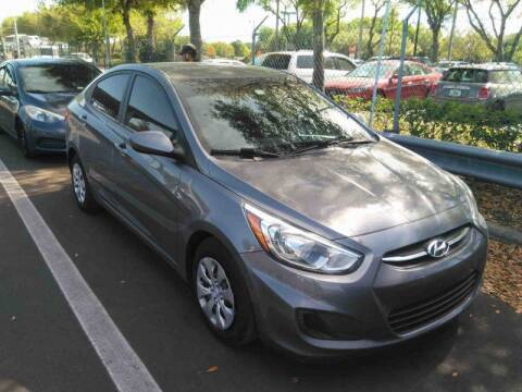 2017 Hyundai Accent for sale at Gulf South Automotive in Pensacola FL