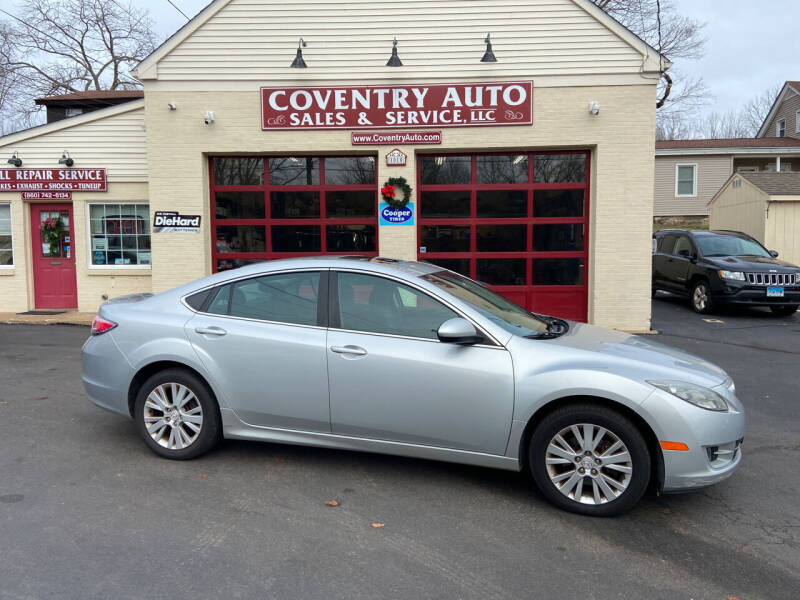2010 Mazda MAZDA6 for sale at COVENTRY AUTO SALES in Coventry CT