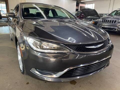 2016 Chrysler 200 for sale at John Warne Motors in Canonsburg PA