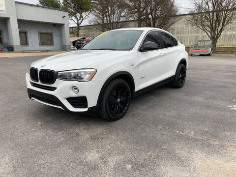 2016 BMW X4 for sale at Bagwell Motors in Lowell AR