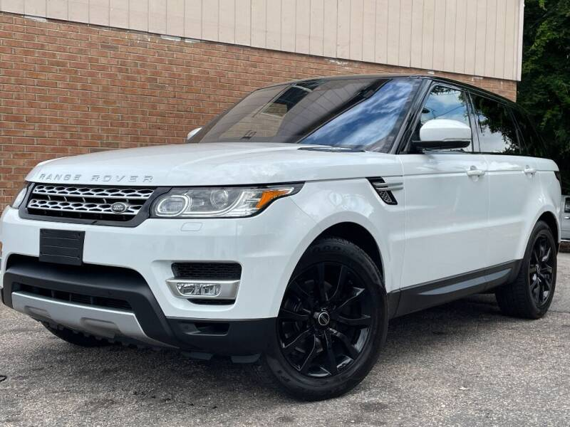 2017 Land Rover Range Rover Sport for sale in Raleigh, NC