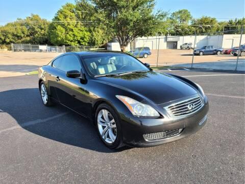 2008 Infiniti G37 for sale at Image Auto Sales in Dallas TX