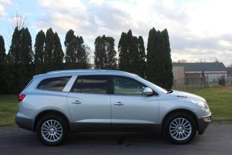 2012 Buick Enclave for sale at D & B Auto Sales LLC in Washington Township MI