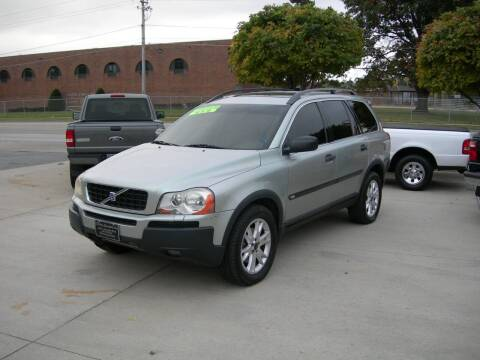 2004 Volvo XC90 for sale at The Auto Specialist Inc. in Des Moines IA