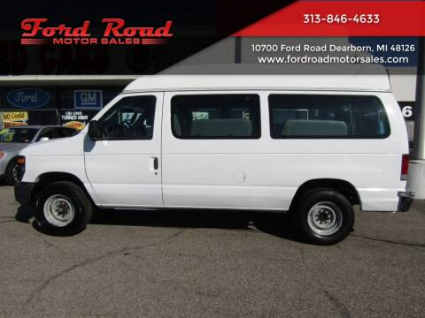 2013 Ford E-Series Cargo for sale at Ford Road Motor Sales in Dearborn MI