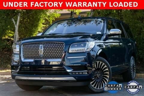 2018 Lincoln Navigator for sale at Gravity Autos Atlanta in Atlanta GA