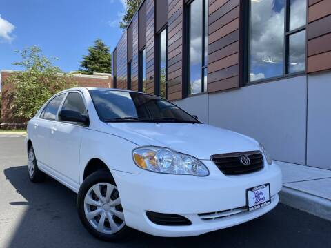2008 Toyota Corolla for sale at DAILY DEALS AUTO SALES in Seattle WA