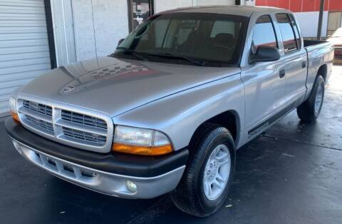2001 Dodge Dakota for sale at Tiny Mite Auto Sales in Ocean Springs MS