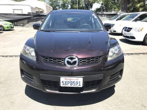2007 Mazda CX-7 for sale at EXPRESS CREDIT MOTORS in San Jose CA