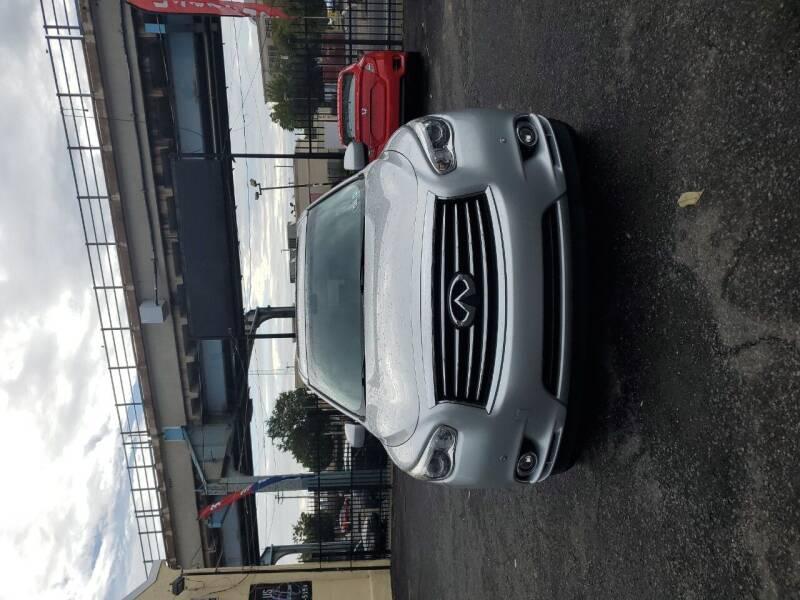 2014 Infiniti QX60 for sale at Key & V Auto Sales in Philadelphia PA