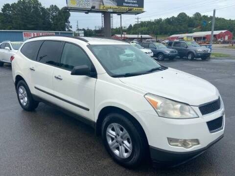 2011 Chevrolet Traverse for sale at Greenbrier Auto Sales in Greenbrier AR