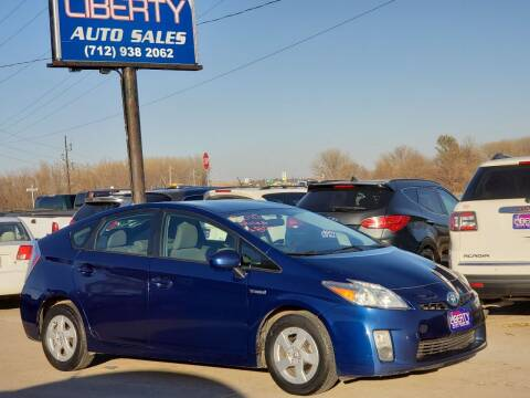 2010 Toyota Prius for sale at Liberty Auto Sales in Merrill IA