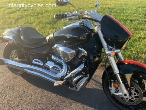 2011 Suzuki Boulevard  for sale at INTEGRITY CYCLES LLC in Columbus OH