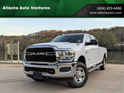 2019 RAM Ram Pickup 2500 for sale at Atlanta Auto Ventures in Roswell GA