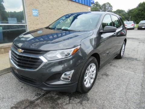 2018 Chevrolet Equinox for sale at Southern Auto Solutions - 1st Choice Autos in Marietta GA