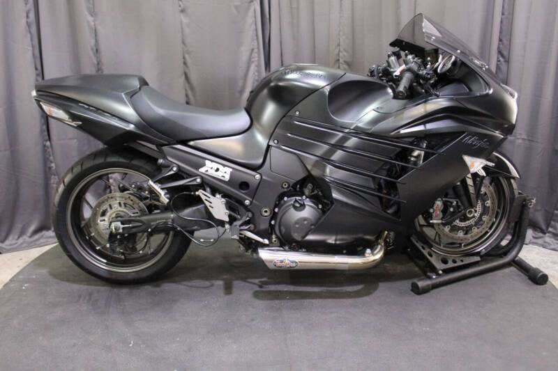 2016 Kawasaki Ninja ZX-14R ABS SE for sale at Powersports of Palm Beach in Hollywood FL