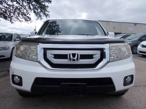 2011 Honda Pilot for sale at ACH AutoHaus in Dallas TX