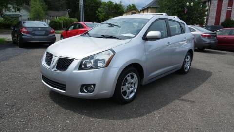 2009 Pontiac Vibe for sale at Just In Time Auto in Endicott NY