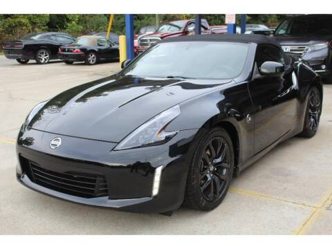 2017 Nissan 370Z for sale at Inline Auto Sales in Fuquay Varina NC