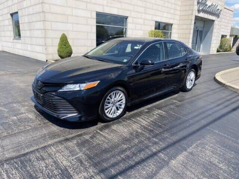 2018 Toyota Camry for sale at Cappellino Cadillac in Williamsville NY
