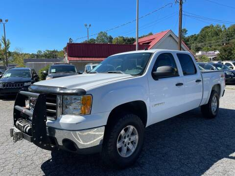 2008 GMC Sierra 1500 for sale at Car Online in Roswell GA
