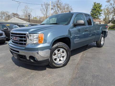 2013 GMC Sierra 1500 for sale at GAHANNA AUTO SALES in Gahanna OH