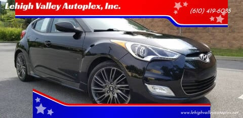 2013 Hyundai Veloster for sale at Lehigh Valley Autoplex, Inc. in Bethlehem PA