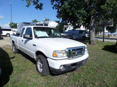 2011 Ford Ranger for sale at AUTO FLEET REMARKETING, INC. in Van Alstyne TX