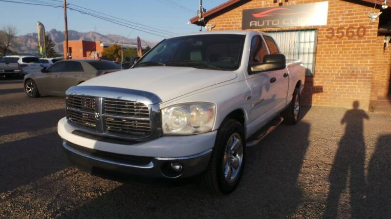 2007 Dodge Ram Pickup 1500 for sale at Auto Click in Tucson AZ