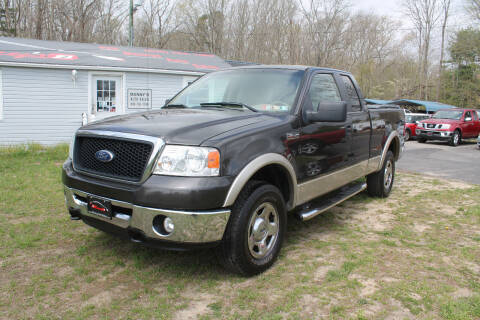 2007 Ford F-150 for sale at Manny's Auto Sales in Winslow NJ