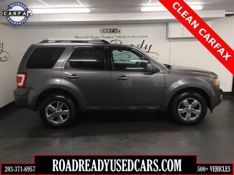 2009 Ford Escape for sale at Road Ready Used Cars in Ansonia CT